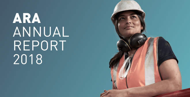 Annual Report 2018 - The ARA Group