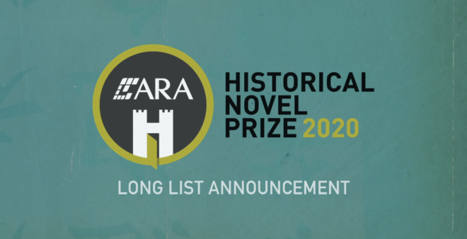 ARA Historical Novel Society Banner